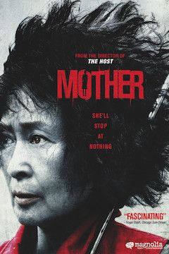 Mother movie poster.