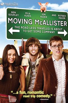 Moving McAllister movie poster.
