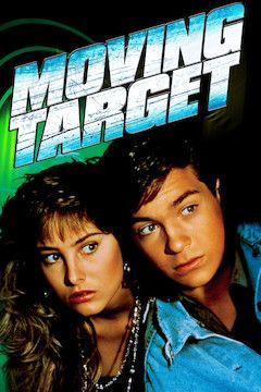 Moving Target movie poster.