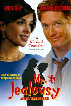 Mr. Jealousy movie poster.