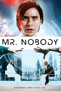 Poster for the movie Mr. Nobody