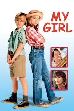 My Girl movie poster.