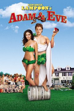 National Lampoon's Adam & Eve movie poster.