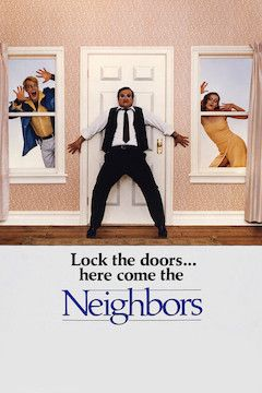Poster for the movie Neighbors