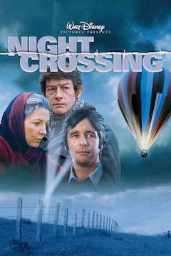 Night Crossing movie poster.