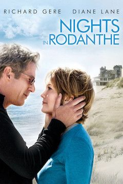 Nights in Rodanthe movie poster.