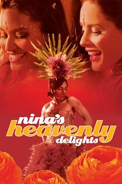 Nina's Heavenly Delights movie poster.