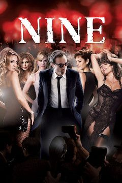 Poster for the movie Nine