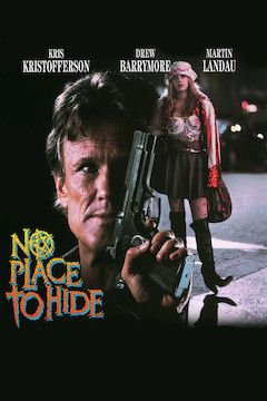 No Place to Hide movie poster.