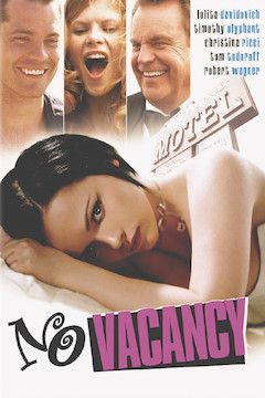 No Vacancy movie poster.