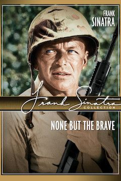None But the Brave movie poster.