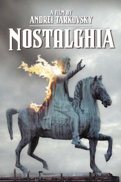 Poster for the movie Nostalghia