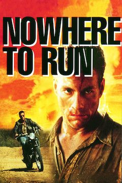 Nowhere to Run movie poster.