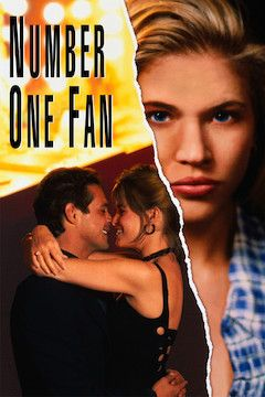 Number One Fan movie poster.