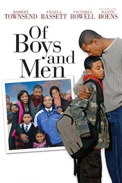 Of Boys and Men movie poster.