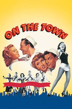 Poster for the movie On the Town