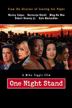 One Night Stand movie poster.