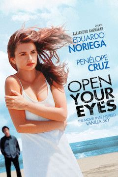 Open Your Eyes movie poster.