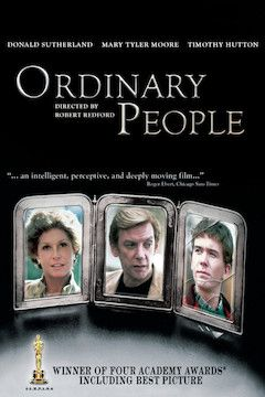 Ordinary People movie poster.