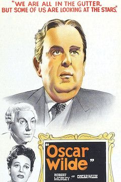Poster for the movie Oscar Wilde