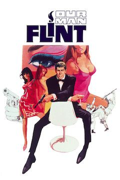 Our Man Flint movie poster.