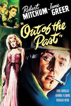 Poster for the movie Out of the Past