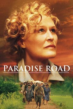 Paradise Road movie poster.