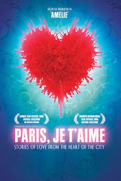 Paris, Je T'aime movie poster.