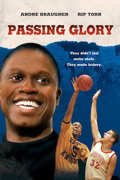 Passing Glory movie poster.