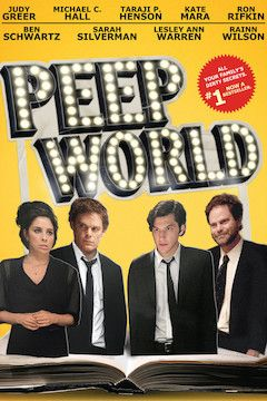 Peep World movie poster.
