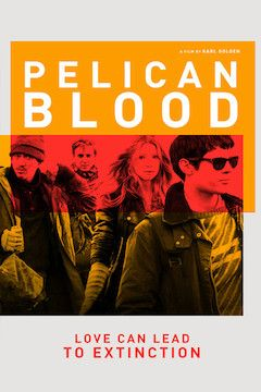 Pelican Blood movie poster.