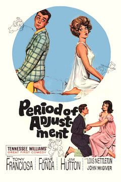 Period of Adjustment movie poster.