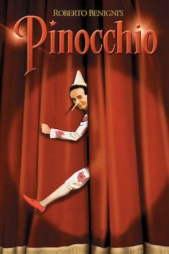 Poster for the movie Pinocchio