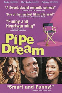 Pipe Dream movie poster.