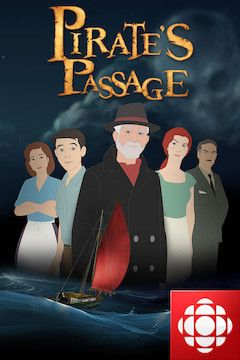Pirate's Passage movie poster.