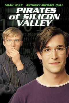 Pirates of Silicon Valley movie poster.