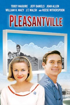 Pleasantville movie poster.