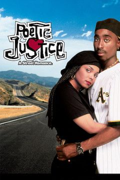 Poetic Justice movie poster.
