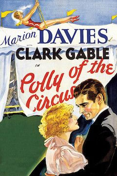 Polly of the Circus movie poster.