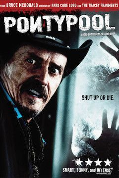 Poster for the movie Pontypool