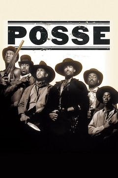 Posse movie poster.