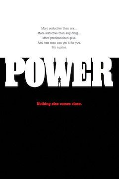 Power movie poster.