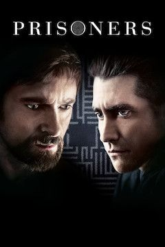 Prisoners movie poster.