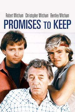 Promise movie poster.