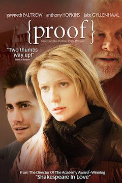 Proof movie poster.