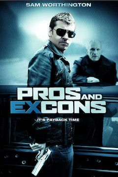 Pros and Ex-Cons movie poster.
