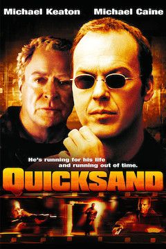 Poster for the movie Quicksand