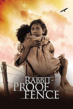 Rabbit-Proof Fence movie poster.