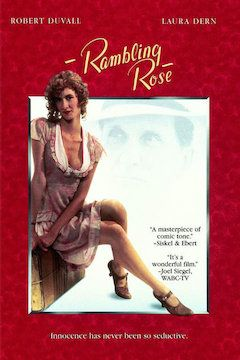 Rambling Rose movie poster.