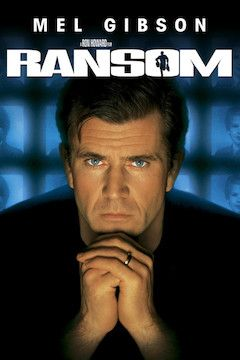 Ransom movie poster.